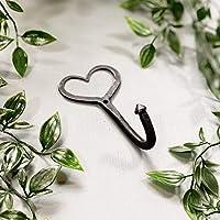 Natural Iron Heart Hook