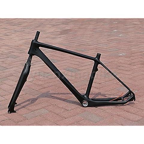 203# Toray Carbon Telaio Mtb Mountain Bike 26er BSA Telaio 16