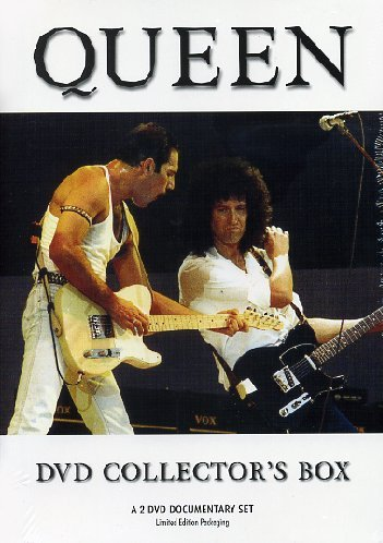 Queen - The Dvd Collector'S Box - Dvd