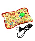 #2: Electric Heat Bag Hot Gel Bottle Pouch Massager Warm for Winter Aches reliever Rectangle Shaped-