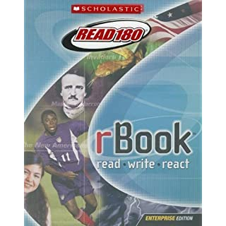 Read 180 rBook Read Write React Enterprise Edition Stage B by SCHOLASTIC (2007-01-01)