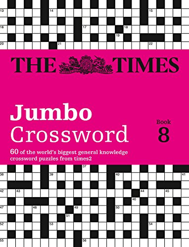 The Times 2 Jumbo Crossword Book 8 (Crosswords) par John Grimshaw