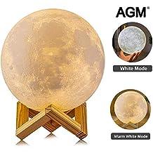 Amazon Fr Lampe Lune 3d 20cm