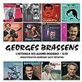 Georges Brassens - L'Intégrale Des Albums Studio (Coffret 14 CD)