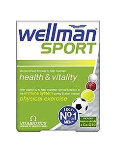Vitabiotics Wellman Sport - 30 Tablets