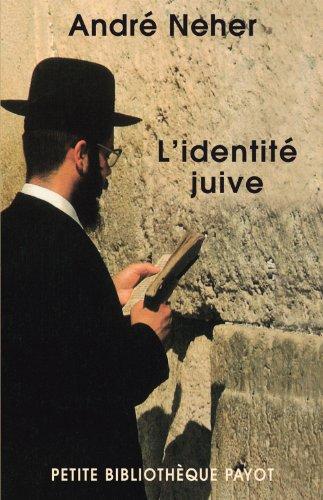 L'identit juive