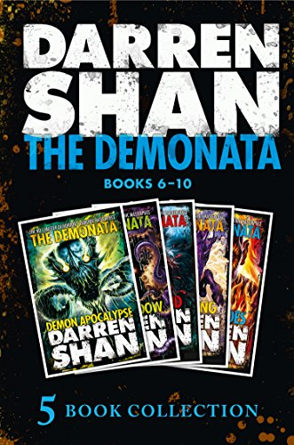 The Demonata 6-10 (Demon Apocalypse; Death's Shadow; Wolf Island; Dark Calling; Hell's Heroes) (The Demonata) (English Edition)