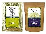 Radico Organic Indigo Leaf Powder & Orga...
