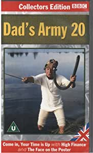Dad's Army 20 Collectors Edition. Come in, Your Time is Up / High Finance / The Face on the Poster