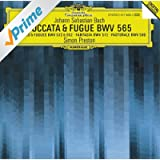 Bach, J.S.: Toccata and Fugue BWV 565; Organ Works BWV 572, 590, 532, 769 & 552