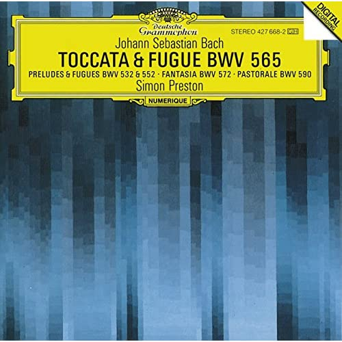 J.S. Bach: Prelude And Fugue In D Major, BWV 532 - Fugue