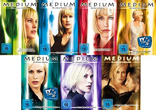 Seasons 1-7 (34 DVDs)