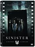 Sinister (Import) (Dvd) (2013) Ethan Hawke; James Ransone; Juliet Rylance; Scott