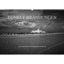 Dunkle Brandungen - Nordsee und Mittelmeer Landschaftsfotografien von Niko Korte (Wandkalender 2018 DIN A2 quer): Nordsee und Mittelmeer ... ... Natur) [Kalender] [Apr 01, 2017] Korte, Niko