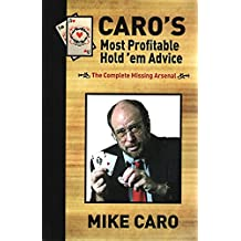Caro's Most Profitable Hold'em Advice (English Edition)