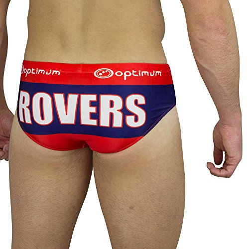 Optimum Optimale Men's Tackle Slip Unterwäsche HK Rovers RL