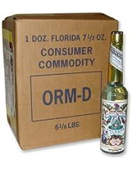 FLORIDA EAU (BOUTEILLE EN PLASTIQUE) 221,8 ml(Paquet de 12)