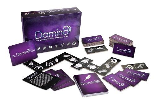 Creative Conception Domin8 Couple Game