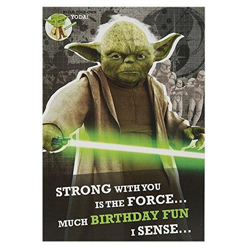 Biglietto Per Auguri Di Compleanno, Star Wars
