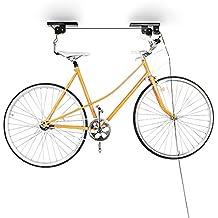Suspensión de la bicicleta con ascensor