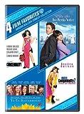 4 Film Favorites: Sandra Bullock (Divine Secrets of the Ya-Ya Sisterhood, Miss Congeniality 2, Miss Congeniality: Deluxe Editio