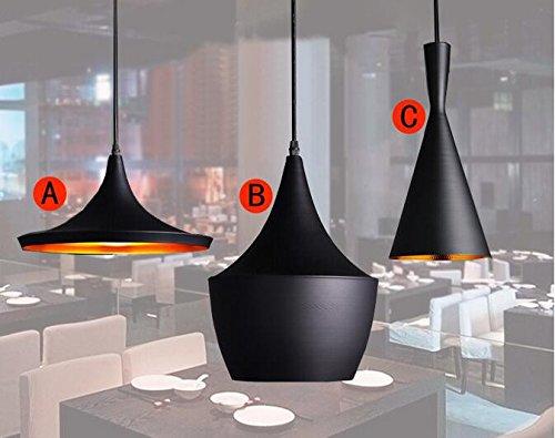 Lustre dessins d'instruments de musique, magasin de vêtements de restaurant bar de la personnalité d'éclairage pendentif,alinéa b