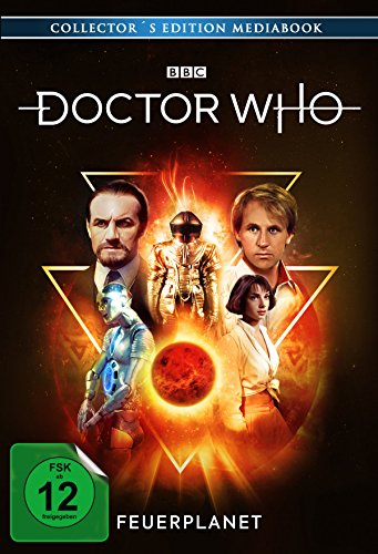 Doctor Who - Fünfter Doktor - Feuerplanet - Limitiertes Mediabook/Collector's Edition [2 DVDs]