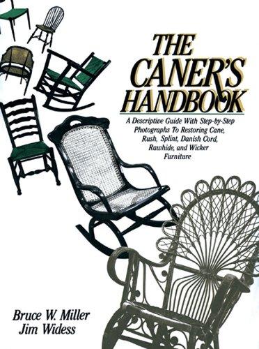 The Caner's Handbook por Bruce W. Miller