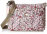 Oilily Damen Groovy Shoulderbag Lhz Schultertasche, Pink (Fuchsia), 10.0x23.0x29.0 cm