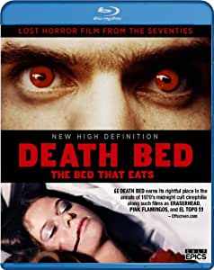 Death Bed: The Bed That Eats [Blu-ray] [1977] [US Import]