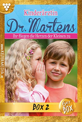 Kinderärztin Dr. Martens Box 2 - Arztroman: E-Book 7-12 (German ...