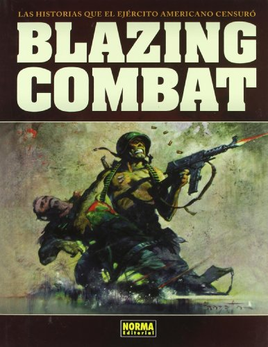 BLAZING COMBAT (CÓMIC USA)