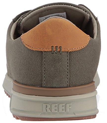 Reef, Sneaker uomo Olive