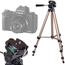 DURAGADGET Trípode Profesional Para Cámara Sony DSC-H300 Sony DSC-H400 Canon Pow