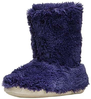 Animal Womens Bollo Slippers FM4WE322 Purple 3 UK, 35.5 EU