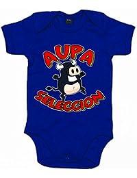 Body bebé Aupa Selección Española