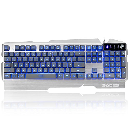 SADES-K9-Splash-prueba-teclado-Gaming-ajustable-de-3-colores-de-retroiluminacin-104-teclas-Metal-Panel-con-cable-USB-Plug-y-Play-para-PC-porttil-plata
