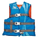 Best COLEMAN Life Vests - Stearns Pfd 3007 Youth Nyl Opp Blu C006 Review