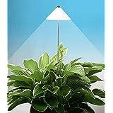 """LED Wachstumslampe fürs Zimmer """"weiß"""", 7 Watt Pflanzenleuchte Pflanzenlicht Licht für Pflanzen"""