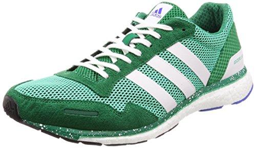 Stan Smith Bold W, Chaussures de Gymnastique Femme, Blanc Cassé (FTWR White/FTWR White/Grey Three F17), 42 2/3 EUadidas