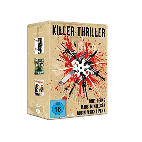 Star Box: Killer Thriller (3 DVDs mit Action und Hochspannung) -