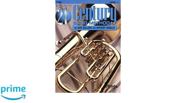 Belwin 21st Century Band Method Level 1 Tuba