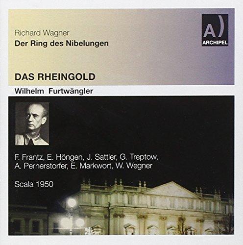 Der Ring Des Nibelungen: Das Rheingold (L'Or Du Rhin)