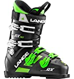 Lange RX 110 Skischuhe (Black/Green), MP 31.5