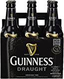 Guinness Cerveza Negra - Paquete de 6 x 600 gr - Total: 3600 gr