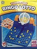 Easy Toys - Tombola Bingo Lotto con 48 Cartelle, 17408