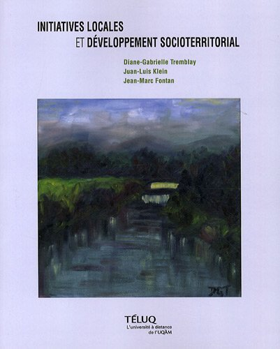 Initiatives locales et développement socioterritorial