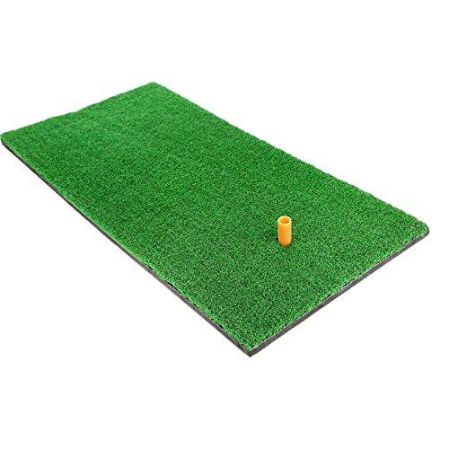 1Pc 30*60Cm Golf Putting Matte Übungsmatte Training Abschlag Pad -