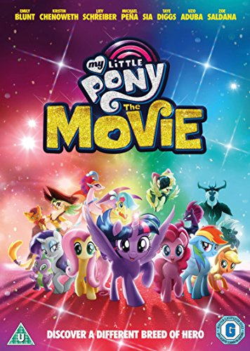 My Little Pony [DVD] [2017]