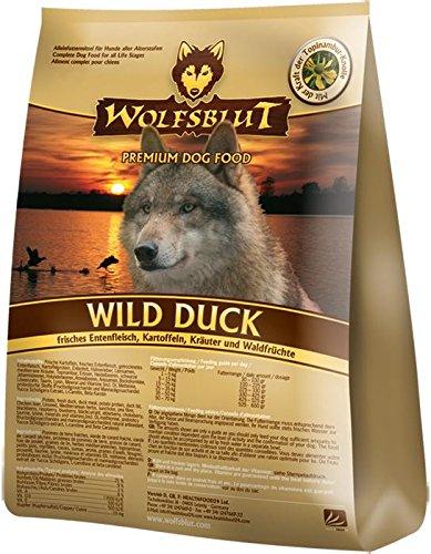Trockenfutter Empfehlung Wolfsblut Getreidefrei & Wildente